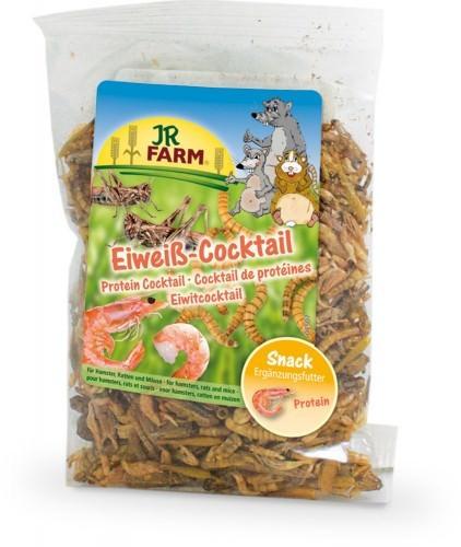 JR Farm Eiweiß-Cocktail Verpackung