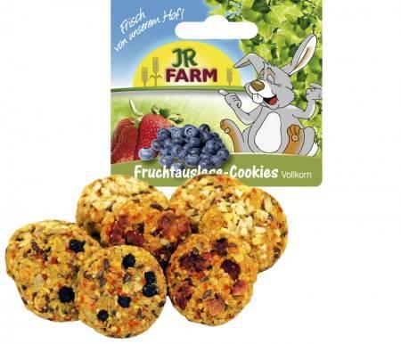 JR Vollkorn Fruchtauslese-Cookies 80g