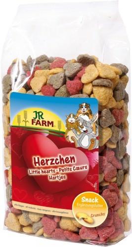 JR Farm Herzchen mit Verpackung