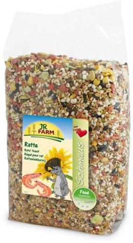 JR Farm Ratten-Schmaus mit Verpackung
