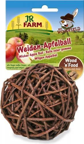 JR Farm Weiden-Apfelball mit Verpackung