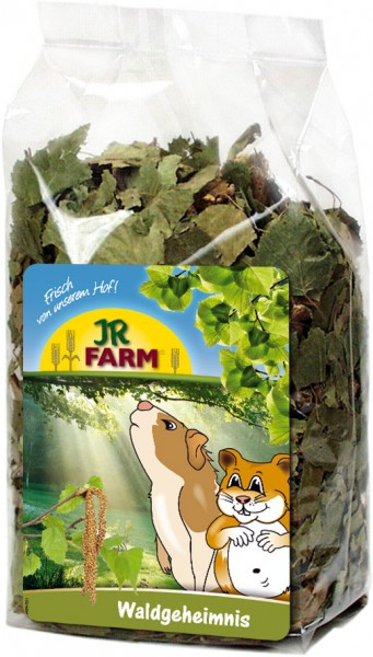 JR Farm Waldgeheimnis mit Verpackung
