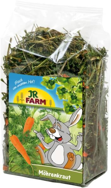 JR Farm Möhrenkraut mit Verpackung