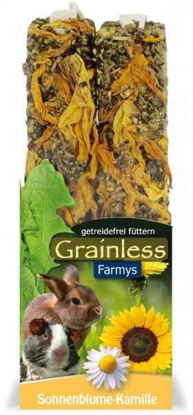 JR Farmy Grainless Sonnenblume-Kamille 140g