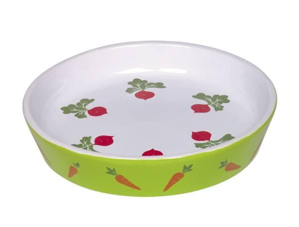Keramikschale Karotte/Radieschen 19cm 350ml