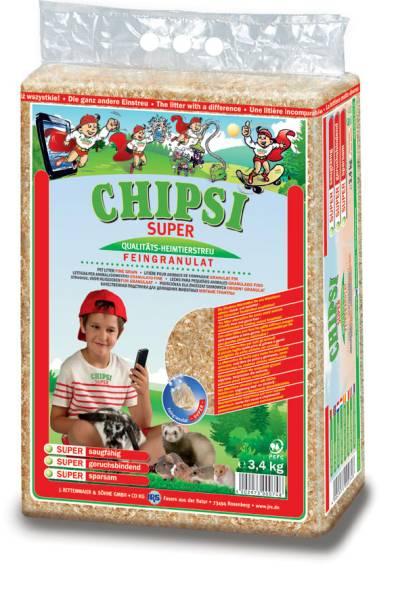 Chipsi Super Heimtierstreu 3,4kg