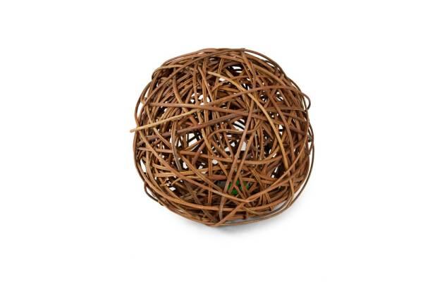 Weidenball mit Glocke 20cm