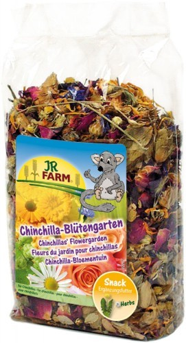 JR Chinchilla Blütengarten