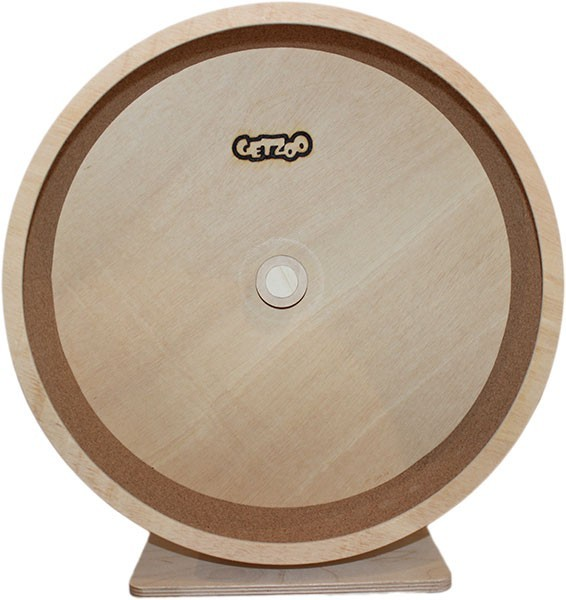 Holzlaufrad Kork Premium 40cm