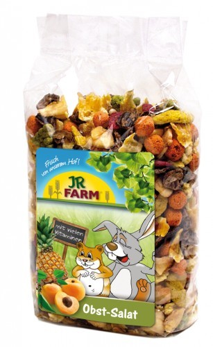 JR Farm Obst-Salat mit Verpackung