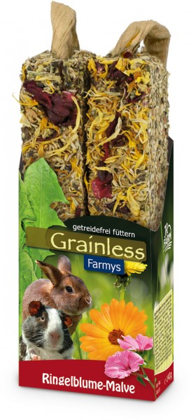 JR Farmy Grainless Ringelblume-Malve 140g