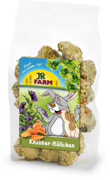 JR Farm Knabber Bällchen mit Verpackung