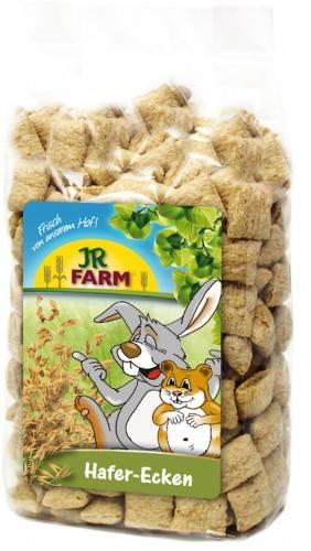 JR Farm Hafer-Ecken mit Verpackung
