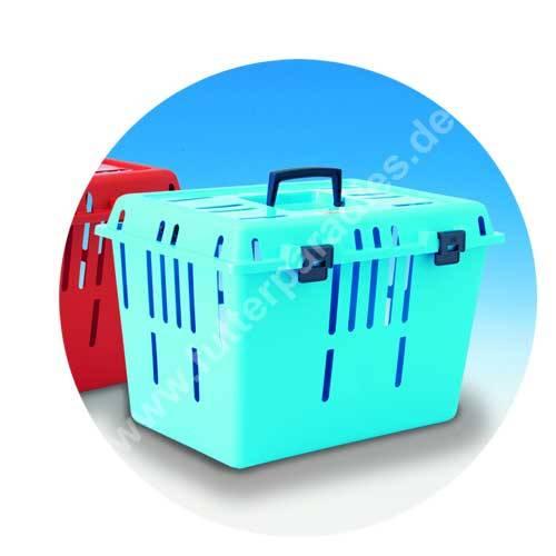 Transportbox Pet-Caddy II blau