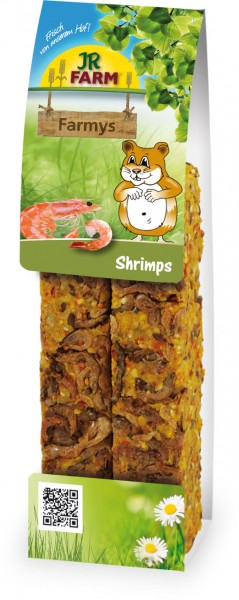 JR Farmy Shrimps 160g