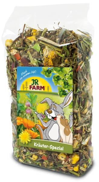 JR Farm Kräuter-Spezial mit Verpackung